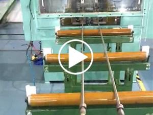 钢管折弯退火设备