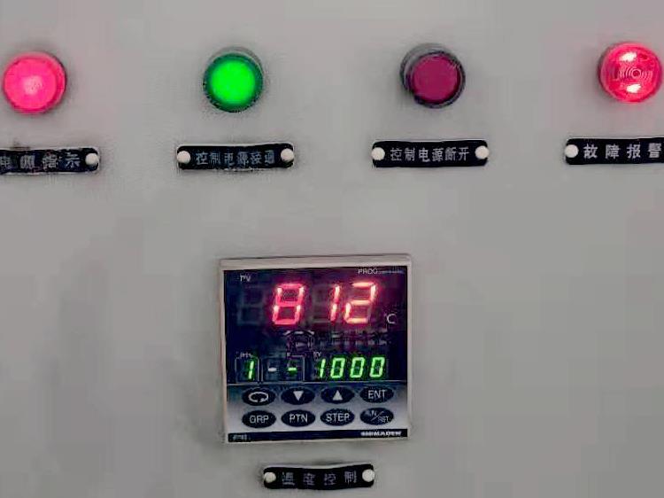 3200度超高温石墨化炉